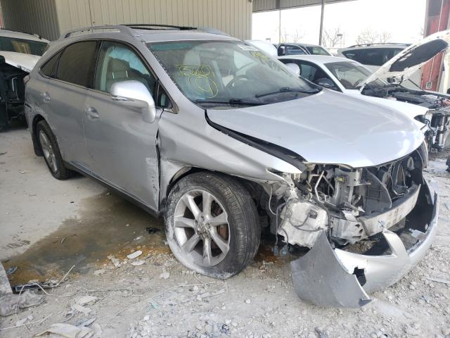 Salvage cars for sale from Copart Homestead, FL: 2012 Lexus RX 350
