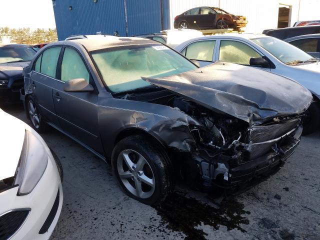 Compre carros salvage a la venta ahora en subasta: 2009 Hyundai Sonata SE