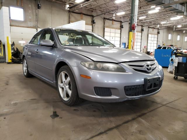 Mazda 6 salvage cars for sale: 2008 Mazda 6