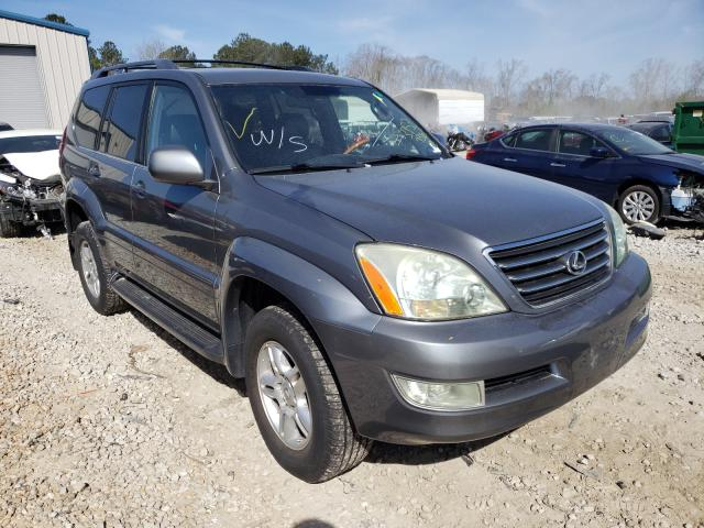 Lexus GX 470 salvage cars for sale: 2006 Lexus GX 470
