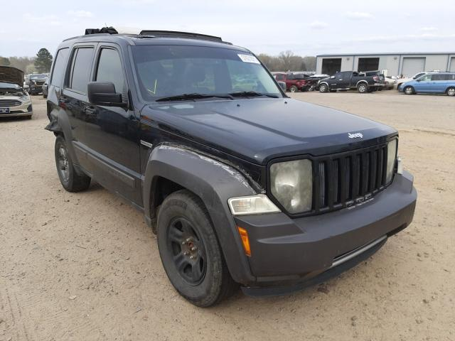 Salvage cars for sale from Copart Conway, AR: 2011 Jeep Liberty RE