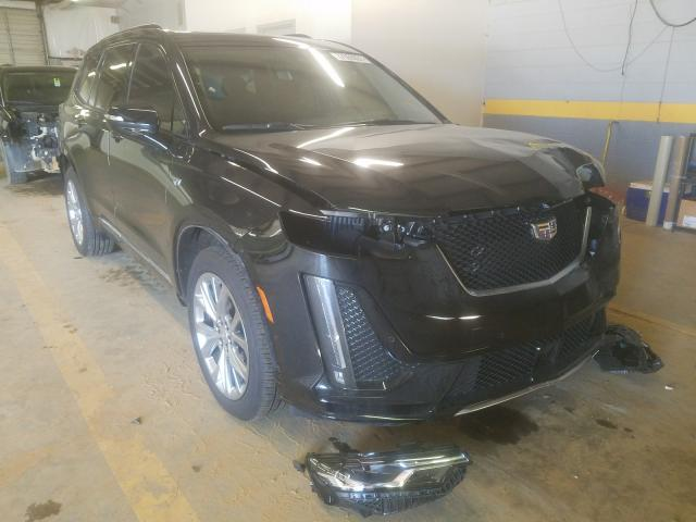 Salvage cars for sale from Copart Mocksville, NC: 2020 Cadillac XT6 Sport