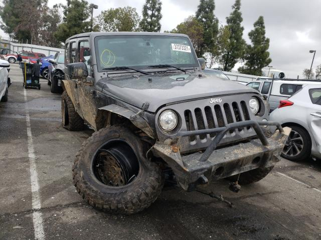 Salvage cars for sale from Copart Rancho Cucamonga, CA: 2018 Jeep Wrangler U