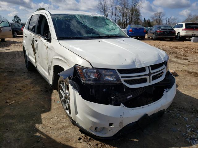 Vehiculos salvage en venta de Copart China Grove, NC: 2019 Dodge Journey GT