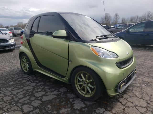Smart Vehiculos salvage en venta: 2012 Smart Fortwo PUR
