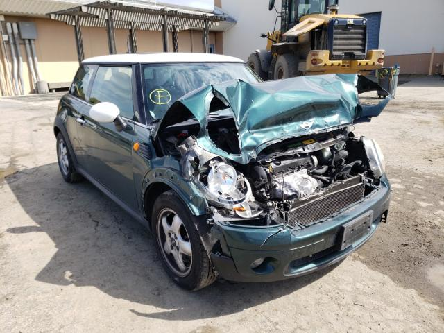 Salvage cars for sale from Copart Hayward, CA: 2010 Mini Cooper