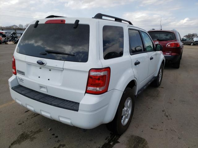 2011 FORD ESCAPE XLT 1FMCU0D71BKC54277
