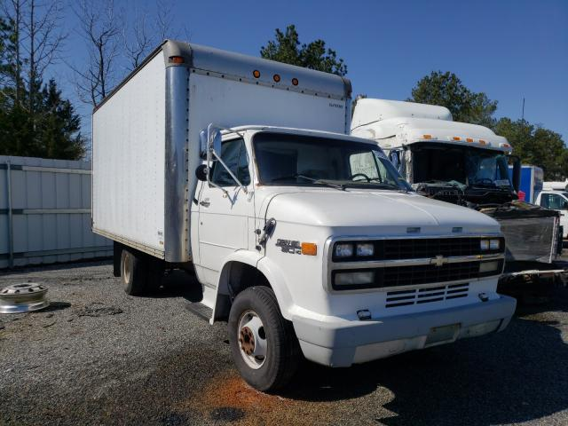 Salvage cars for sale from Copart Fredericksburg, VA: 1995 Chevrolet 30HD
