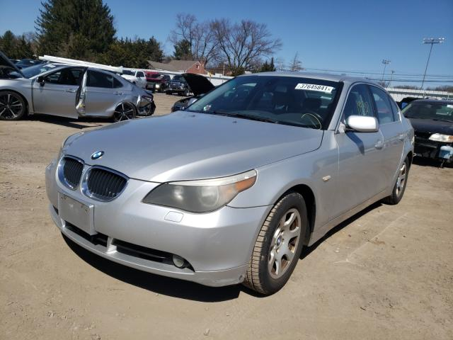 BMW 5 SERIES 2004 1