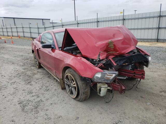 2010 Ford Mustang en venta en Lumberton, NC