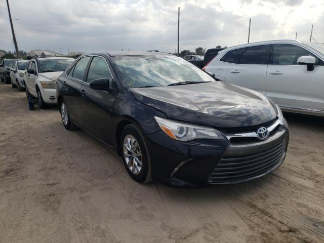 2015 Toyota Camry Hybrid for sale in West Palm Beach, FL