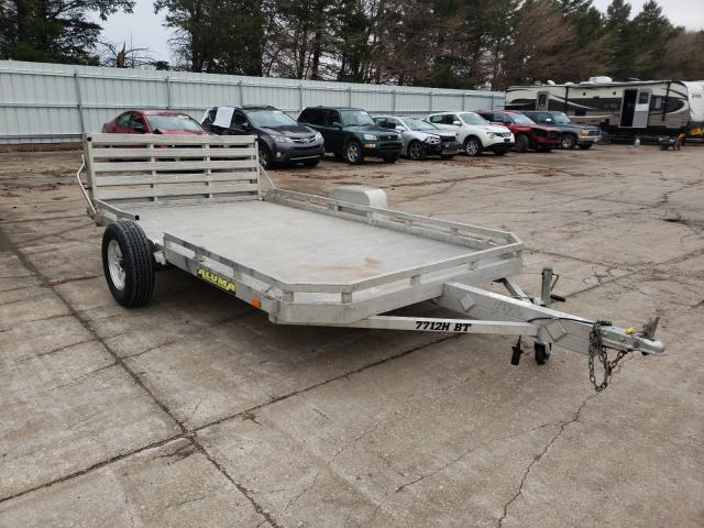 Salvage cars for sale from Copart Eldridge, IA: 2019 Alumacraft 7712H