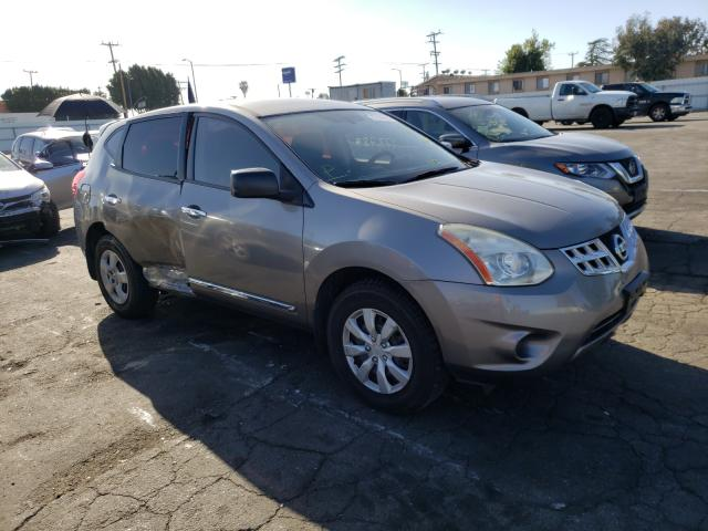 Nissan salvage cars for sale: 2012 Nissan Rogue S