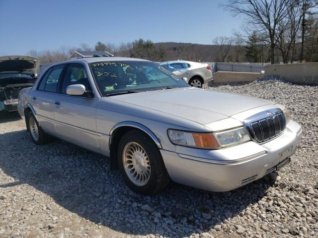 Salvage cars for sale from Copart West Warren, MA: 2002 Mercury Grand Marq