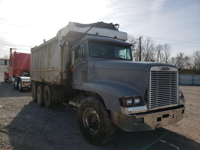 Salvage cars for sale from Copart Lexington, KY: 1989 Freightliner Convention