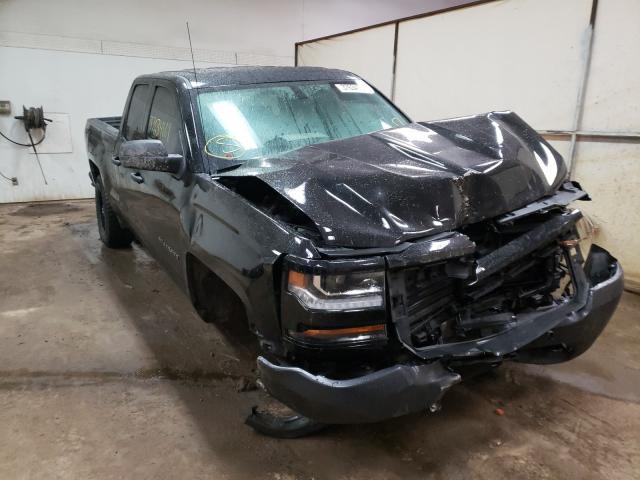 Salvage cars for sale at Davison, MI auction: 2018 Chevrolet Silverado