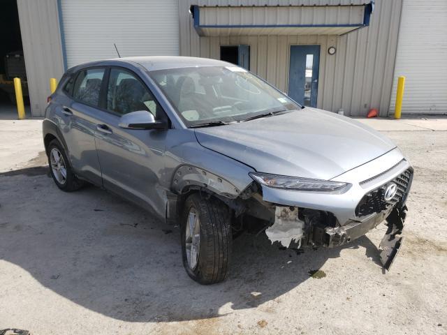 Salvage cars for sale from Copart Albany, NY: 2018 Hyundai Kona SE