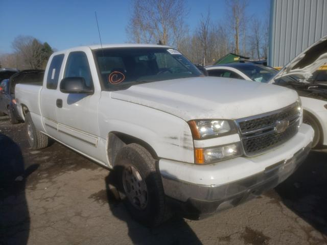 Salvage cars for sale from Copart Portland, OR: 2007 Chevrolet Silverado