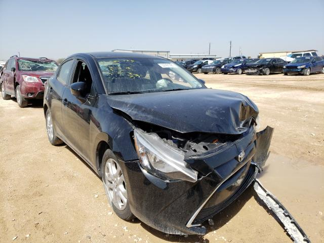 Salvage cars for sale from Copart San Antonio, TX: 2018 Toyota Yaris IA