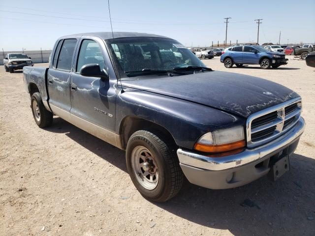 2001 Dodge Dakota Quattro for sale in Andrews, TX