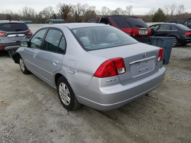 2003 HONDA CIVIC LX - Right Front View
