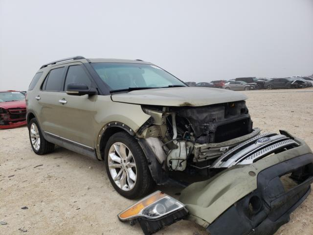 2012 FORD EXPLORER X - Other View