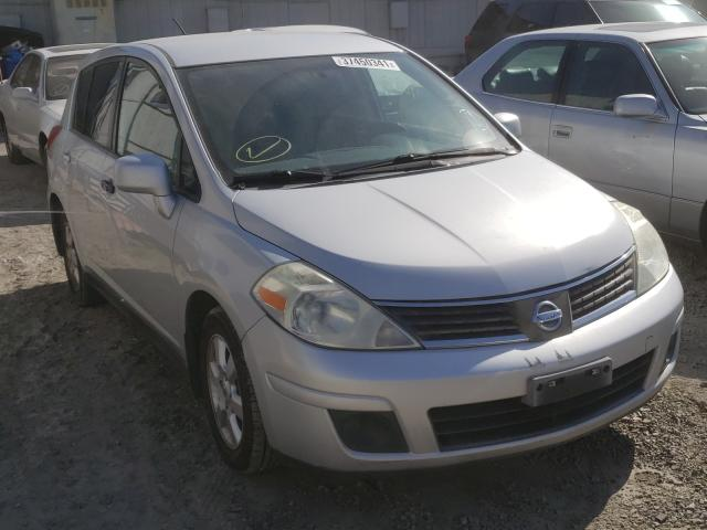 Nissan salvage cars for sale: 2008 Nissan Versa S
