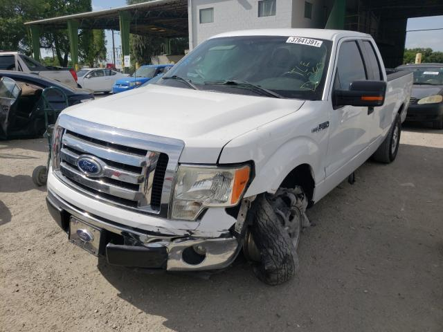 2011 FORD F150 SUPER 1FTFX1CF8BKD21643