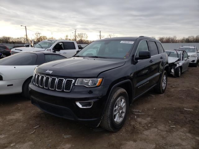 2018 JEEP GRAND CHER - Left Front View