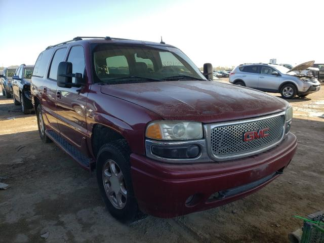 Salvage cars for sale from Copart Temple, TX: 2004 GMC Yukon XL D