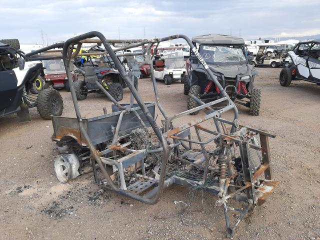 Salvage cars for sale from Copart Phoenix, AZ: 2007 Yamaha YXR660