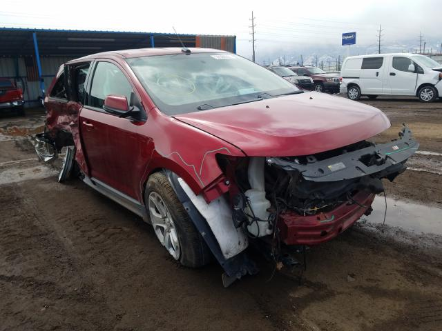 2014 FORD EDGE SEL - Other View