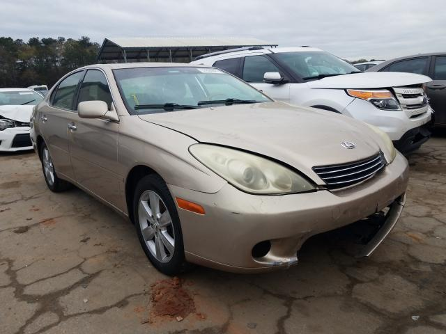 Salvage cars for sale from Copart Austell, GA: 2005 Lexus ES 330