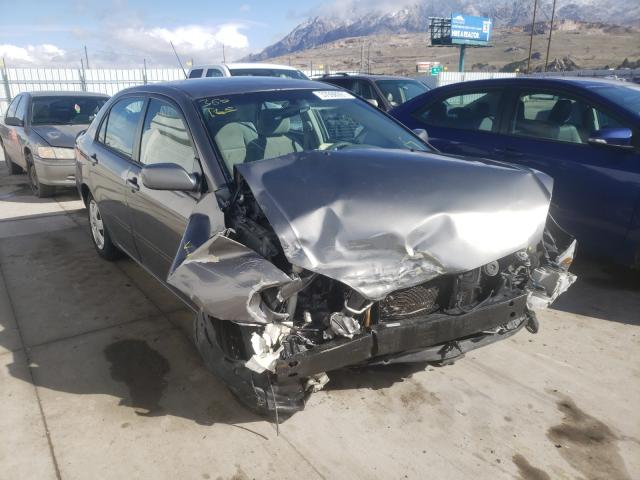 Salvage cars for sale from Copart Farr West, UT: 2007 Toyota Corolla CE
