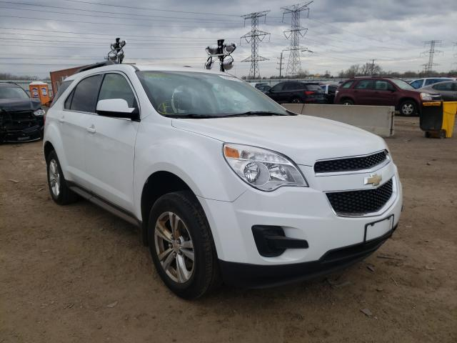 Chevrolet Equinox salvage cars for sale: 2011 Chevrolet Equinox