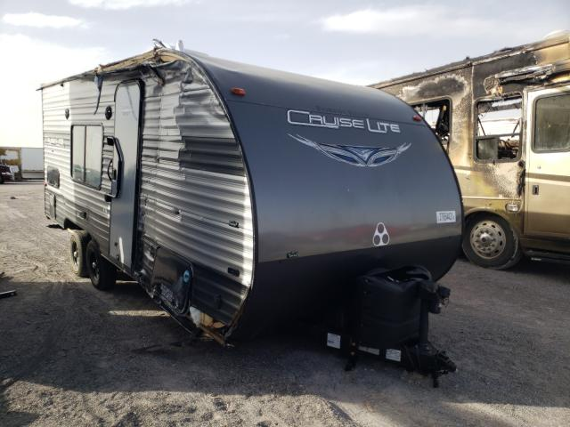 Salvage cars for sale from Copart Anthony, TX: 2019 Fvsa Trailer