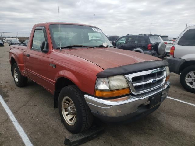 Salvage cars for sale from Copart Moraine, OH: 1999 Ford Ranger