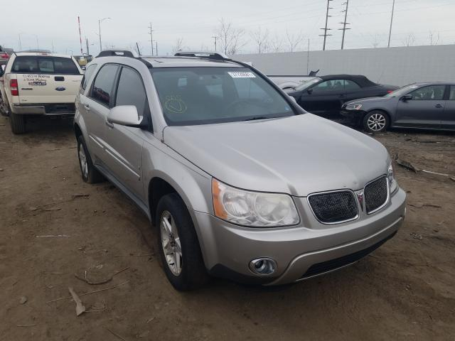 Salvage cars for sale from Copart Hammond, IN: 2007 Pontiac Torrent
