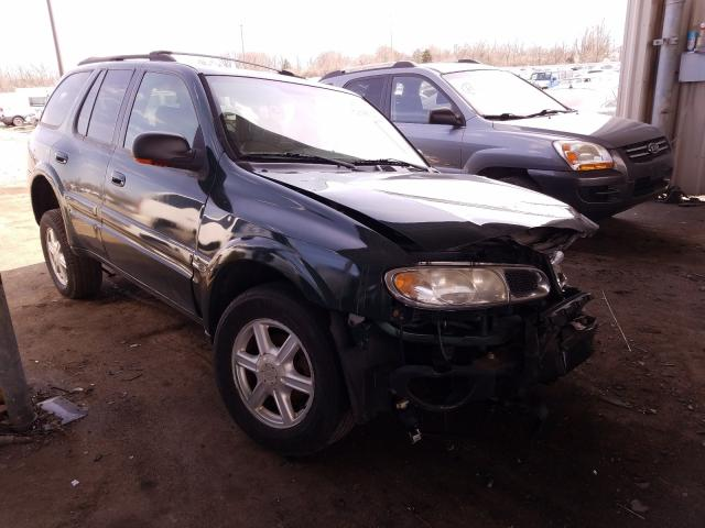 Oldsmobile salvage cars for sale: 2002 Oldsmobile Bravada