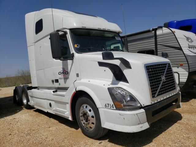 Volvo salvage cars for sale: 2012 Volvo VN VNL