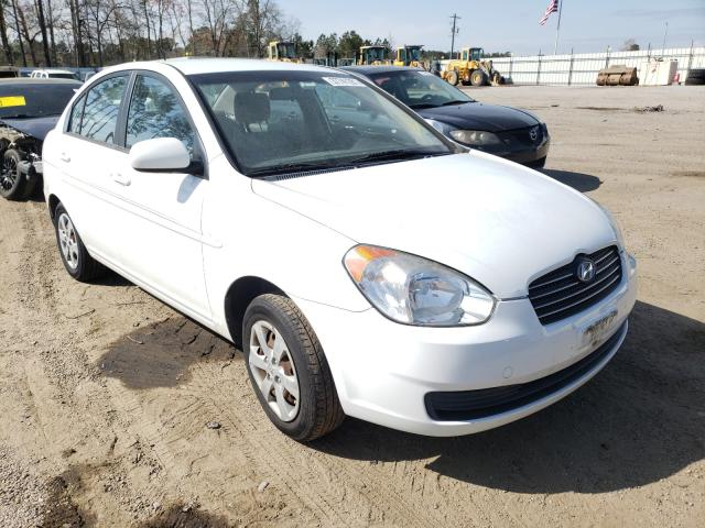 Hyundai Accent salvage cars for sale: 2011 Hyundai Accent