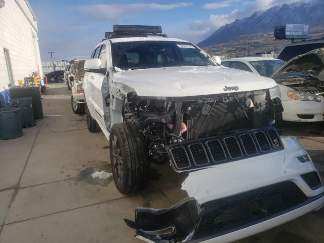 Salvage cars for sale from Copart Farr West, UT: 2020 Jeep Grand Cherokee