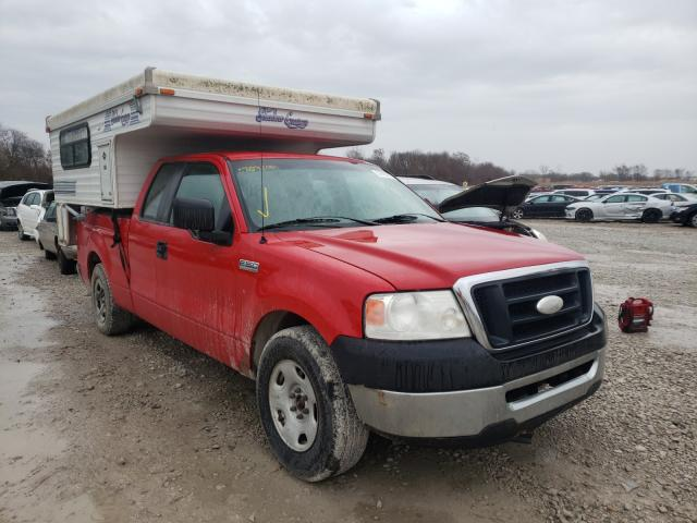 Salvage cars for sale from Copart Des Moines, IA: 2006 Ford F150