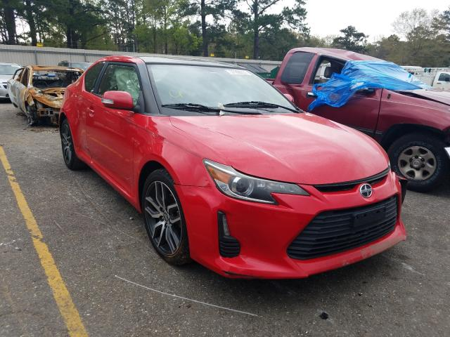 Salvage cars for sale from Copart Eight Mile, AL: 2014 Scion TC