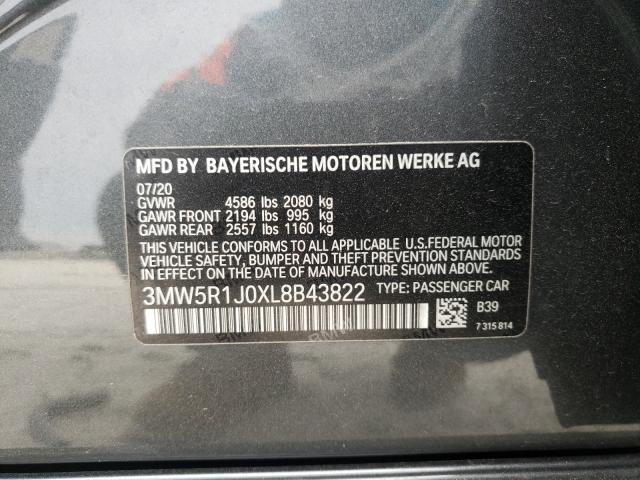 3MW5R1J0XL8B43822