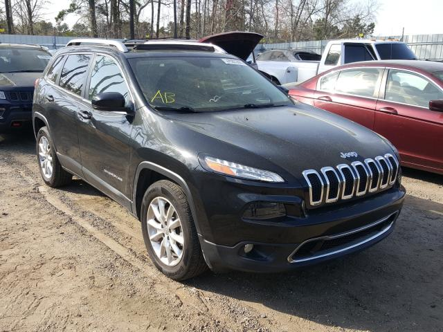 2015 Jeep Cherokee L for sale in Harleyville, SC