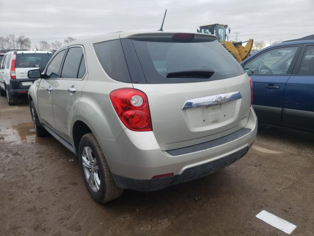 2014 CHEVROLET EQUINOX LS - Right Front View