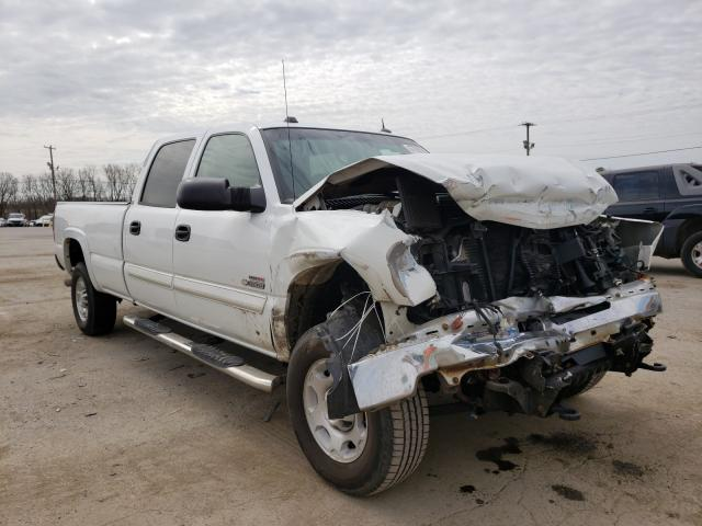 Salvage cars for sale from Copart Lexington, KY: 2004 Chevrolet Silverado