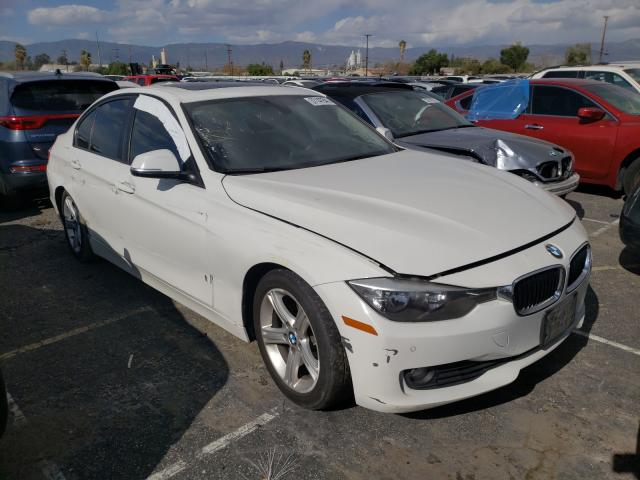 Salvage cars for sale from Copart Colton, CA: 2014 BMW 328 I Sulev