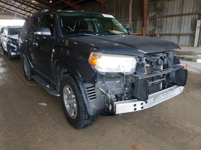 2012 TOYOTA 4RUNNER SR JTEZU5JR2C5045997